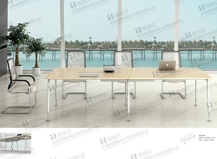 锦州胶板会议桌