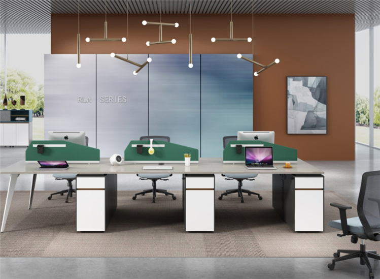锦州板式职员桌