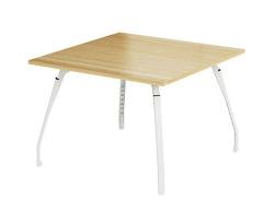 胶板洽谈桌