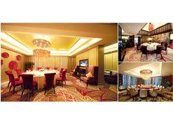 酒店豪华餐厅