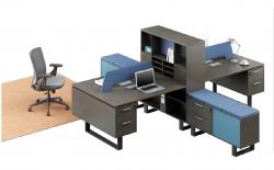 板式职员办公桌