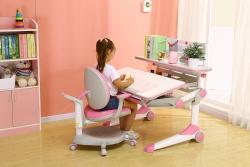 T1 粉色课桌