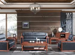 庄河白蜡木系列沙发