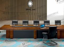 庄河实木会议桌