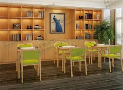 大连实木餐桌