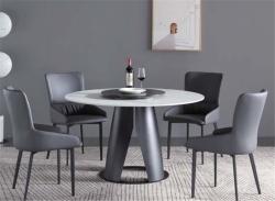 轻奢餐桌椅